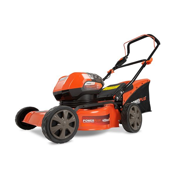 LAWNMOWER 2X 40V LI 400MM (NO ACCU)