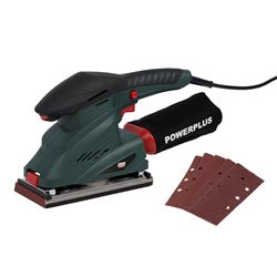 POWP5020 FINISHING SANDER 250W