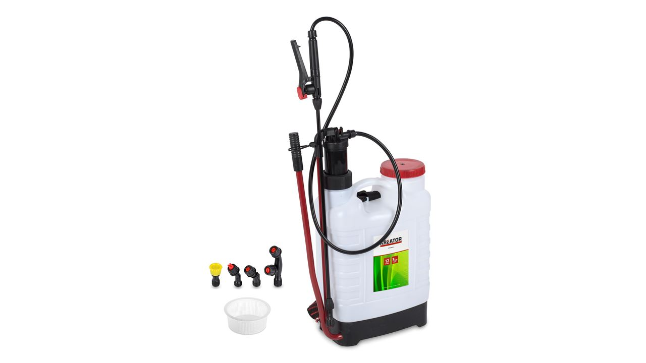 KRTGR6812 BACKPACK SPRAYER 12L