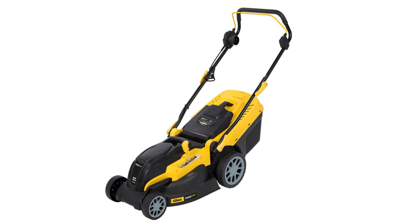 POWXG6281 LAWNMOWER 2000W 420MM
