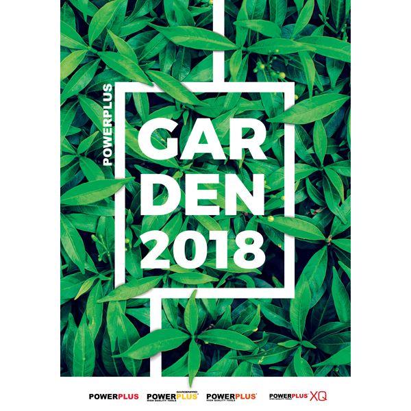 CATALOGUE GARDEN 2018