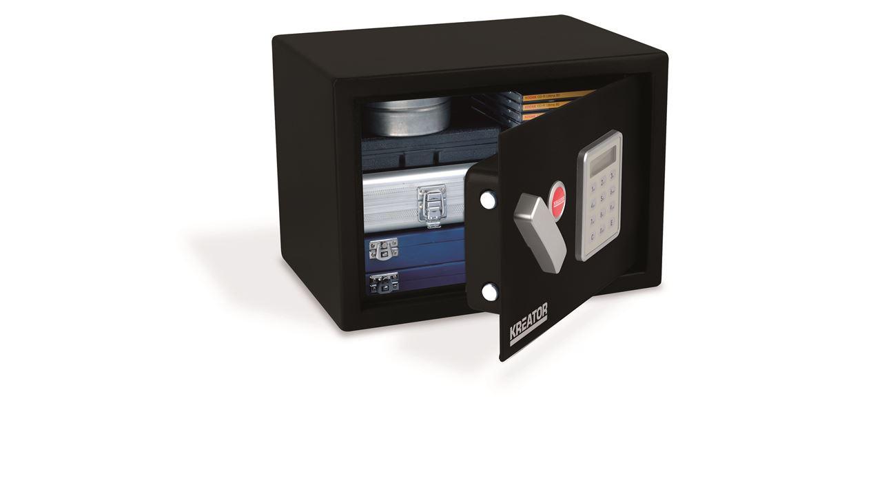 KRT692010 ELECTRONIC SAFE 350x250x250mm