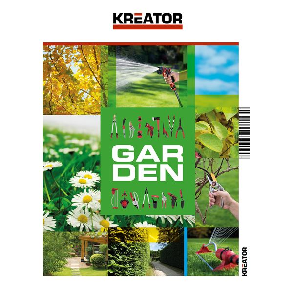 CATALOGUE KREATOR GARDEN 2017