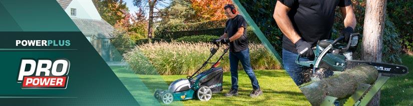 PRO POWER garden tools